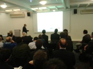 Prof Hayden ChAMP partnership day